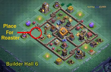top 18 best builder hall bh6 base new anti 1 star 15 most deadly builder hall 6 base layouts for bh6 new