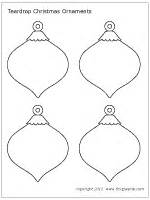 christmas tree ornaments printable templates amp coloring pages firstpalette
