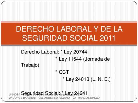 empleo no registrado multas de las leyes 24013 y 25323 extinci 243 n de la relaci 243 n laboral