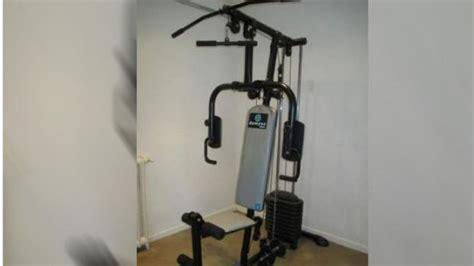bon banc de musculation le bon coin met en vente le banc de musculation de