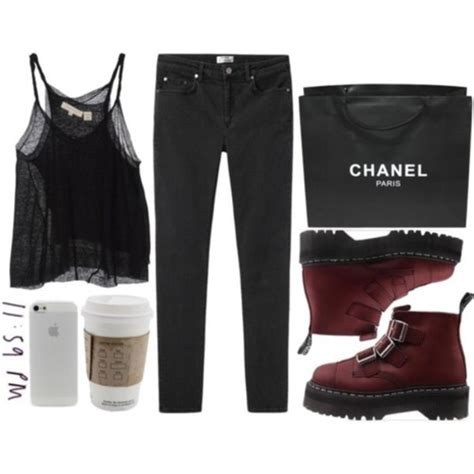 polyvore shoes shoes chunky boots polyvore grunge platform shoes