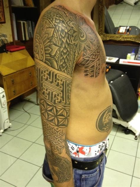 iban tattoo rod medina s blog dot work tattoo rod medina s blog