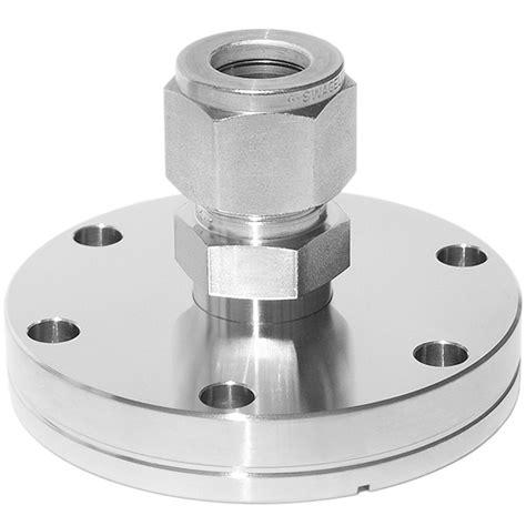 Pressure Swagelok conflat flange cf swagelok 1 2 inch to cf 2 3 4 inch stainless steel fittings