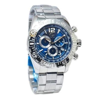Jam Tangan Pria Elegan Zeca harga gc jam tangan pria silver gc y02004g7 pricenia