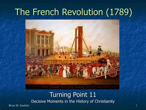 turning point the turning point 11 the revolution 1789