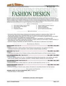 Fashion Resume Template by Free Resume Templates Entry Level Resume Template