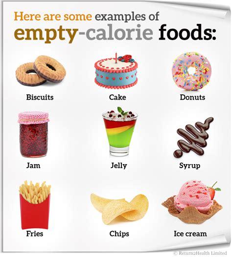 1 fruit cup calories empty calorie foods real empty promises return2health