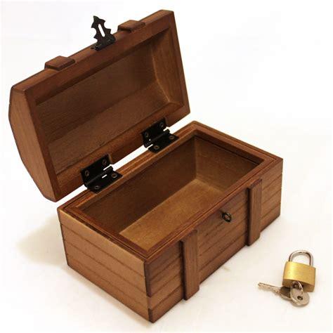 treasure chest locked treasure chest shiomi box by mikame craft