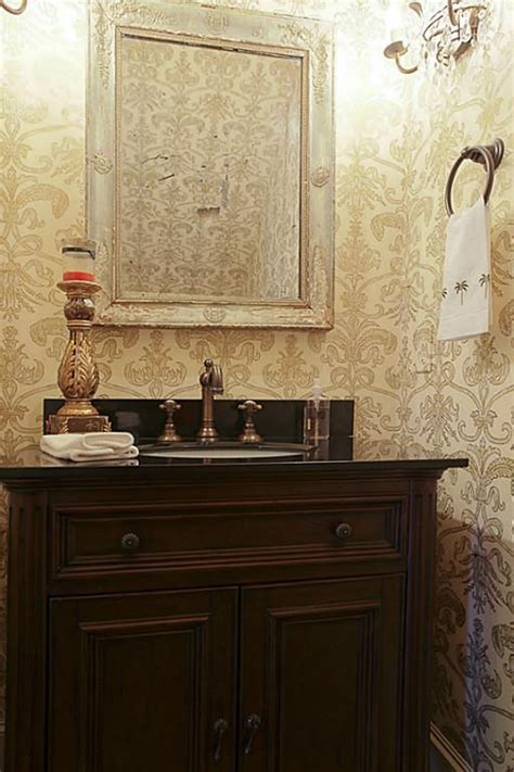 pinterest wallpaper powder room powder room wallpaper pinterest