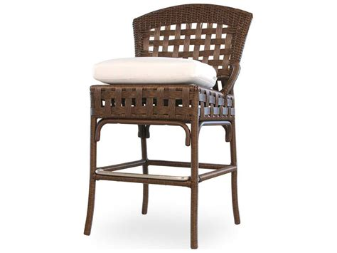 outdoor bar stool cushion bar stool cushion replacement beautiful lloyd flanders haven replacement cushion for side bar