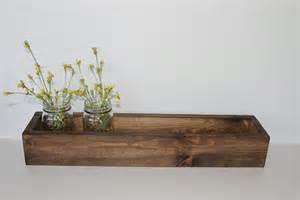 24x5x3 5 wood box rustic wood box wood planter box