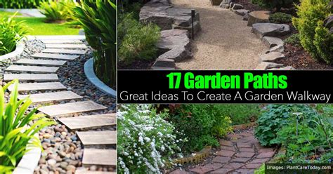 garden path ideas 17 garden path ideas great ways to create a garden walkway
