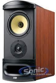 dcm loudspeaker tfe60 6 5 quot 2 way bookshelf speaker tfe 60