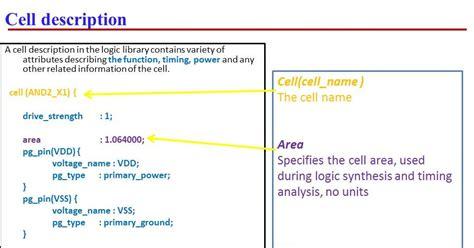 vlsi layout design jobs asic system on chip vlsi design lib cell description