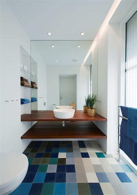 Colorful Tiles For Bathroom by Inspiring Bathroom Floor Tile Ideas Hupehome