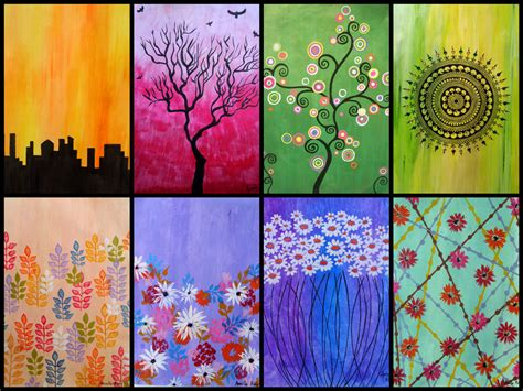Handmade Paintings - buy handmade gifts handmade giftables