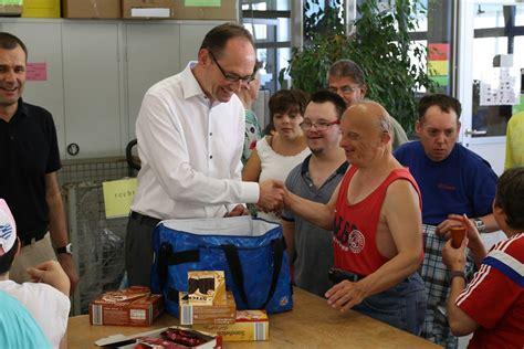 Werkstatt Behinderte by Seidenath Und B 246 Swirth Zu Besuch In Der Werkstatt F 252 R
