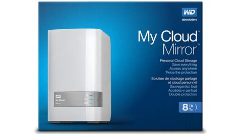 Wd My Cloud Personal Cloud Storage 3 5 Inch 6tb White wd my cloud mirror 8tb 2 bay personal cloud storage 280 shipped reg 400 9to5toys