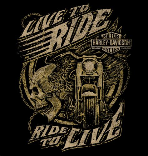 Harley Davidson Designs by Harley Davidson Illustrations