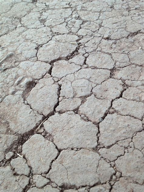 pattern nature ground free photo cracked mud dry texture earth free image