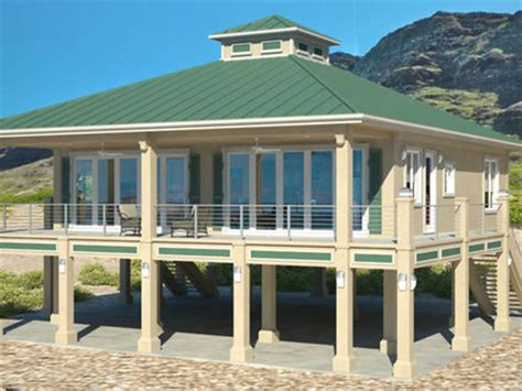 modular beach house plans house on stilts cabin house plans on stilts coloredcarbon com
