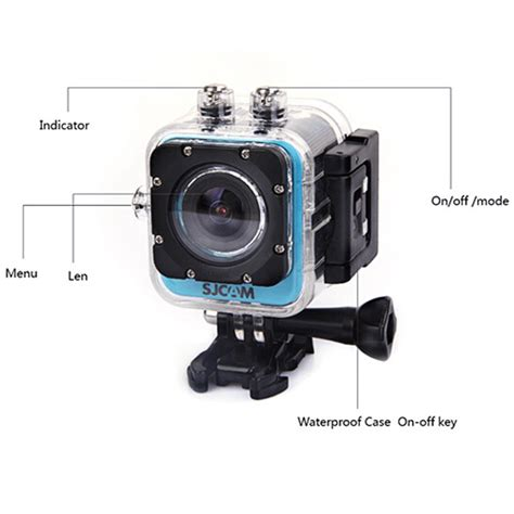 Sjcam Mini sjcam m10 cube mini fhd waterproof with accessories sale banggood