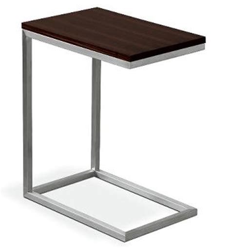 sofa accent table the theo table an end table that molds itself to your