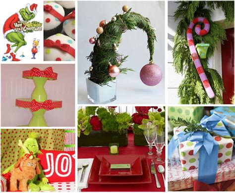 grinch inspired decorating grinchy time the celebration shoppe