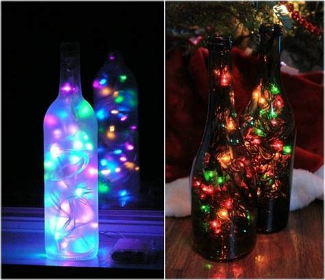 Wine Decorating Ideas by Ideas For Decorating Wine Bottles Myideasbedroom