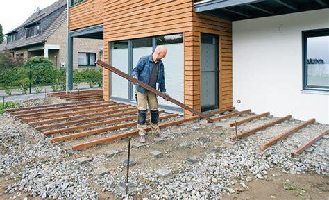 holzboden ölen anleitung 6953 terrasse holz unterkonstruktion anleitung bvrao