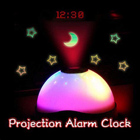 light projection alarm clock aliexpress com buy sales starry digital magic led