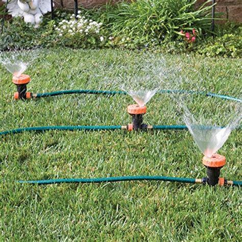 backyard sprinkler system garden hose sprinkler system diy drip irrigation