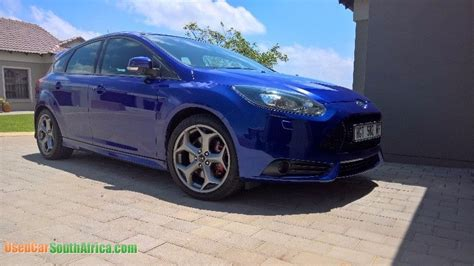 ford focus st  car  sale  standerton