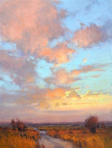gray green oil landscape 24 pastel paints n132520 241 pastel painting the artist s road