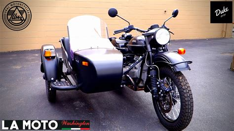 MOTORCYCLE SIDECAR?!   Ural First Ride & Review   YouTube