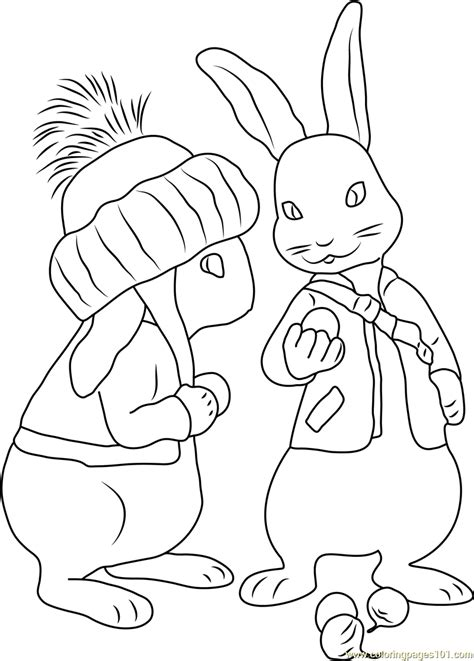 rabbit coloring pages pdf benjamin bunny coloring page free peter rabbit coloring