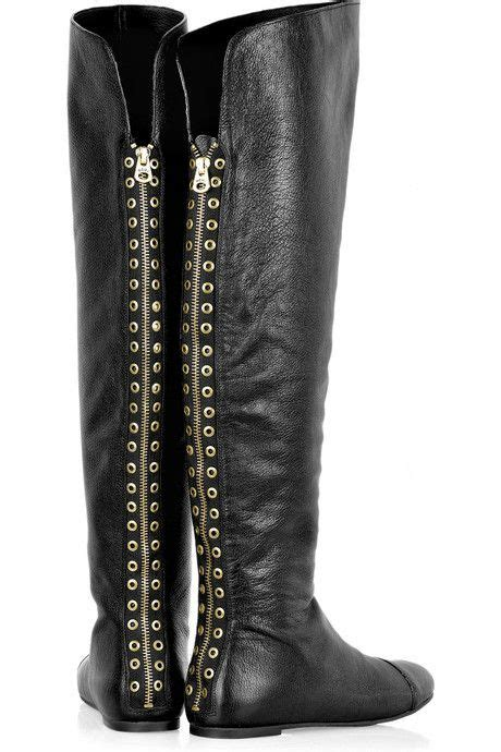 1000 images about boots on s flat the knee leather boots cr boot