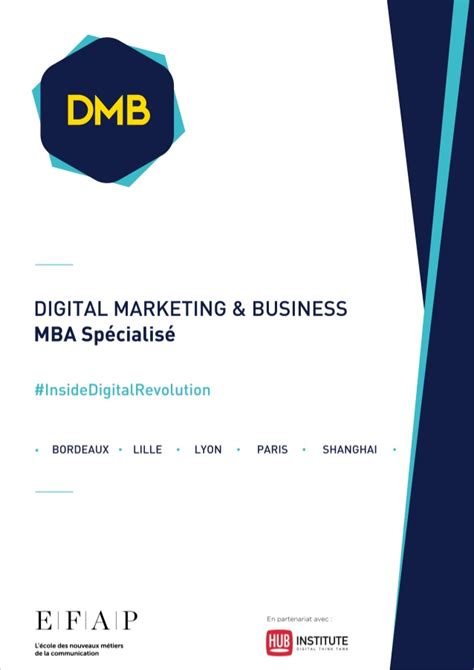 Mba Digital Media Marketing by Mba Digital Marketing Business Efap Time