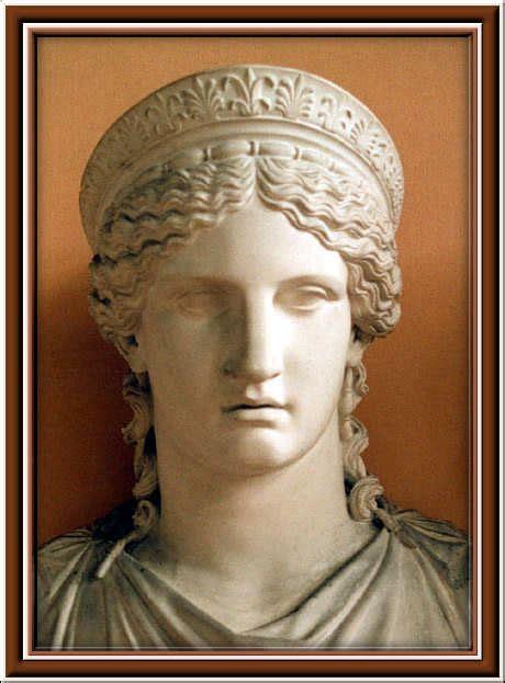 quien era afrodita entre griegos y romanos hera la esposa de zeus
