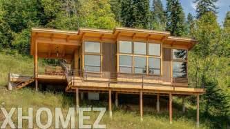 Hillside Cabin Plans Hillside Home Plans Hillside House Plans For Sloping Lots