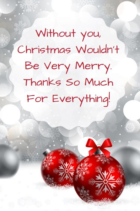 business   messages examples  christmas christmas   christmas card