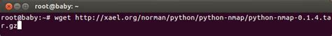 nmap python tutorial how to install python nmap library in linux