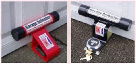 Garage Door Restrictors Garage Defenders Garage Security Garage Door Defender