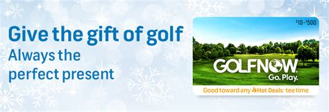 Golfnow Com Gift Card - golfnow gift cards are the perfect gift this season golf blog golf articles