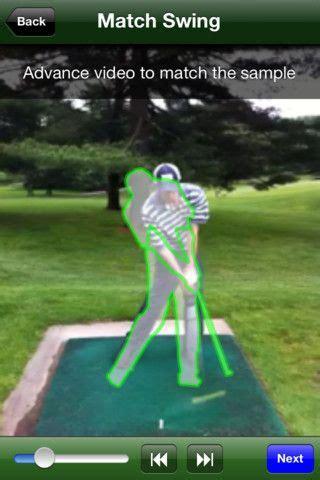 golf swing app 30 best golf apps images on pinterest