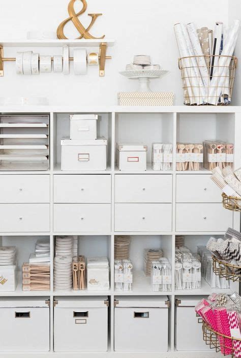 Ikea Hacks Arbeitszimmer by 17 Ikea Hacks That Ll Answer All Your Craft Storage Woes