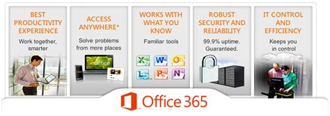 Office 365 Benefits Microsoft Office 365 Business Benefits Michael Hammons