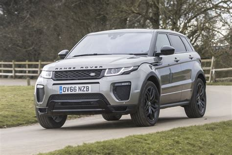Land Rover Range Rover Evoque 2011 Car Review Honest