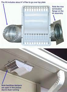 can you vent bathroom fan through soffitts
