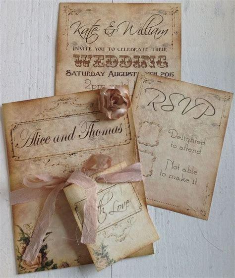 shabby chic wedding invitations uk 30 best shabby chic wedding theme images on